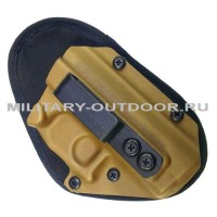 Кобура Pirate Custom скрытого ношения Grand Power T12 Combo Black/Tan